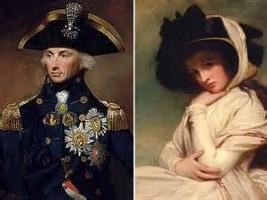 Horatio Nelson and Emma Hamilton  Scandalous Lovers